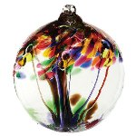 Blown Glass Tree of Life - Family