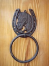Horse Towel Ring