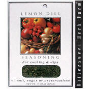 Lemon Dill Gourmet Seasoning