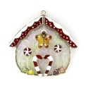 Gingerbread House Stained Glass Nightlight or Suncatcher